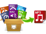 video omzetten naar mp3
