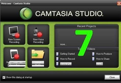 camtasia opnemen windows 8